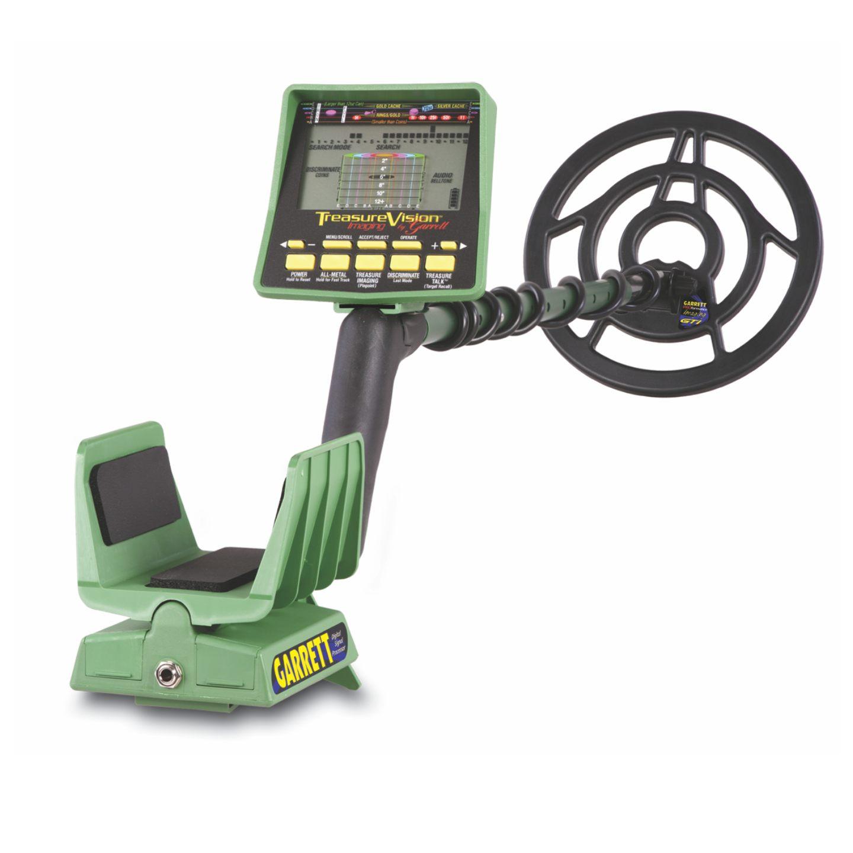 Detektor kovov Garrett GTI 2500 s cievkou 9.5