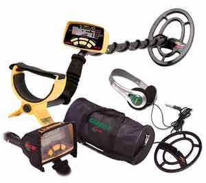 Detektor kovov Garrett ACE 250 Deluxe Sports Pack