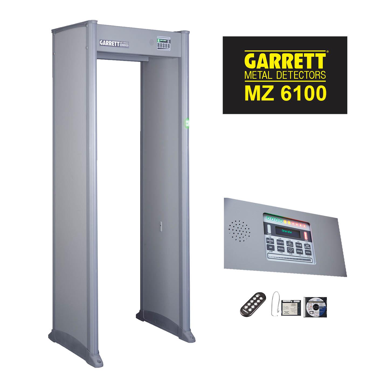 Detektor kovov Garrett MZ 6100
