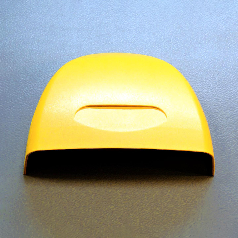Plastový kryt Garrett na batérie  žltý/ACE